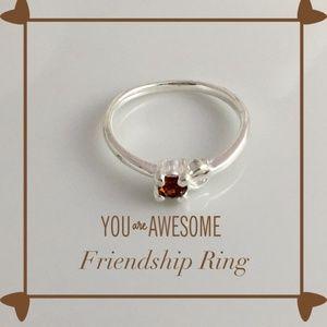 👶5/$25 Brown Friendship Ring